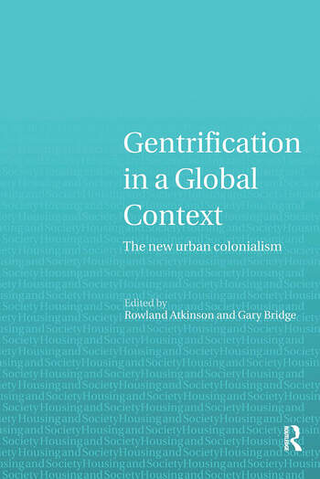 Gentrification in a Global Context book cover