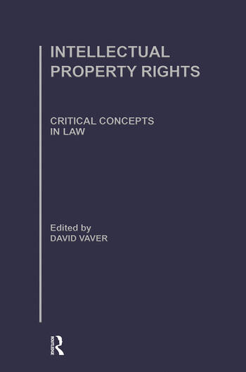 Intellectual Property Rights book cover