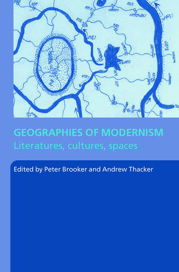 Geographies of Modernism book cover
