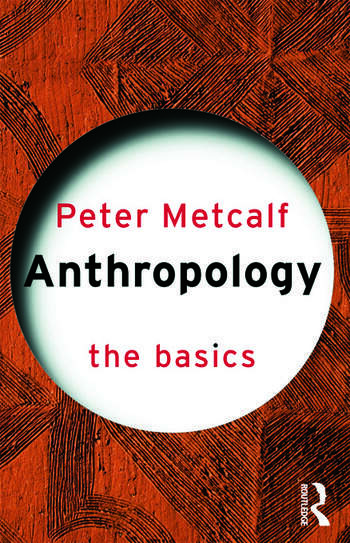 Anthropology: The Basics book cover