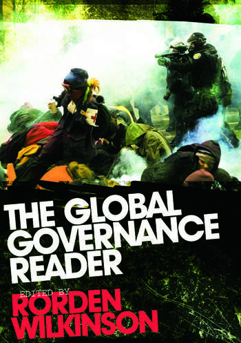 The Global Governance Reader book cover