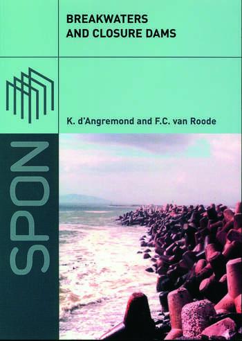 Breakwaters and Closure Dams book cover