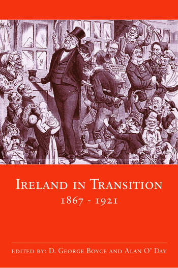 Ireland in Transition, 1867-1921 book cover
