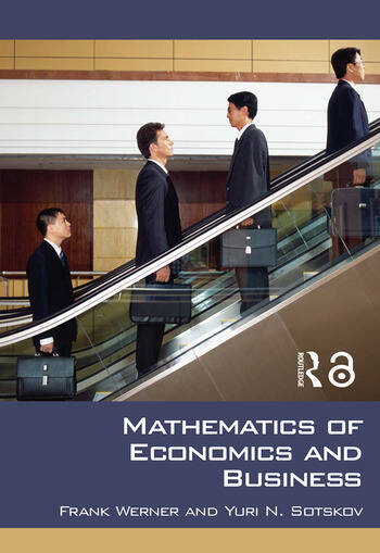 Mathematics of Economics and Business book cover