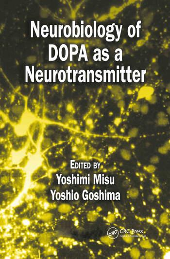 Neurobiology of DOPA as a Neurotransmitter book cover