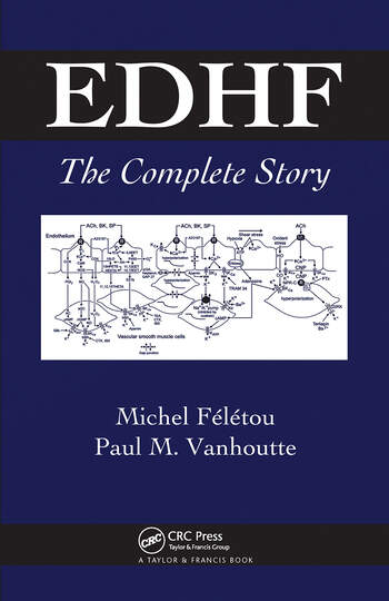 EDHF The Complete Story book cover