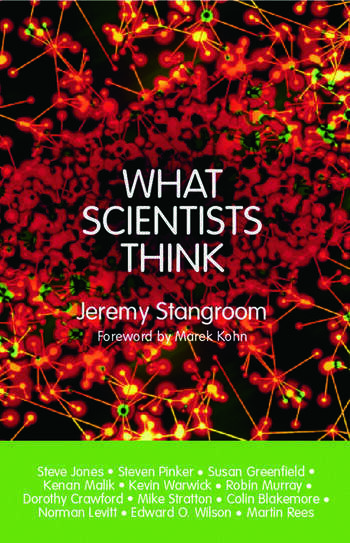 What Scientists Think book cover
