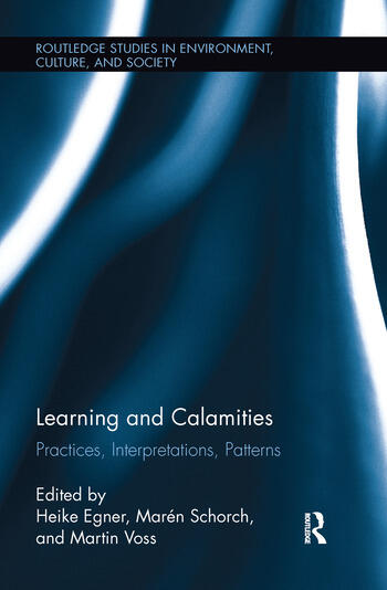 Learning and Calamities Practices, Interpretations, Patterns book cover