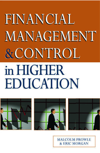 Financial Management and Control in Higher Education book cover