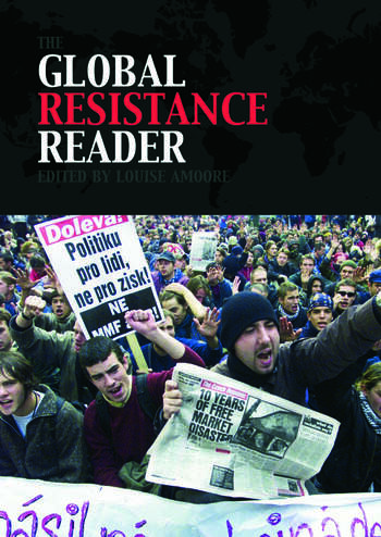 The Global Resistance Reader book cover