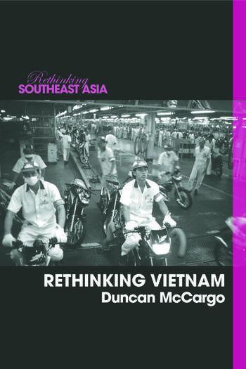 Rethinking Vietnam book cover