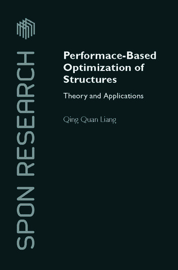 Performance-Based Optimization of Structures Theory and Applications book cover