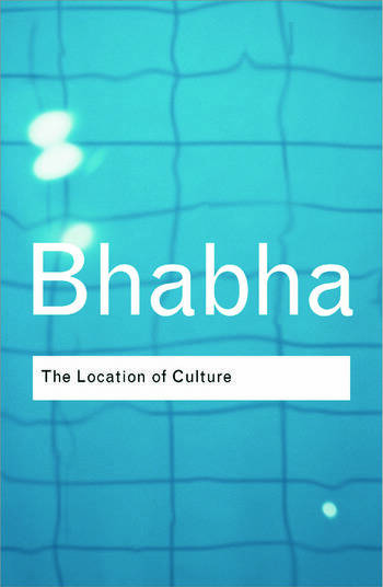 The Location of Culture book cover