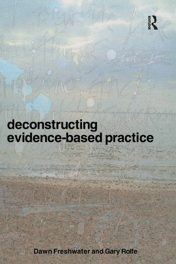 Deconstructing Evidence-Based Practice book cover