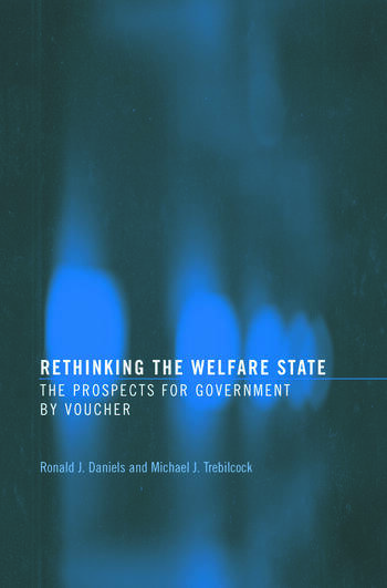 Rethinking the Welfare State Government by Voucher book cover