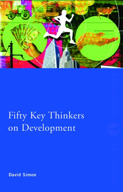 Fifty Key Thinkers on Development book cover