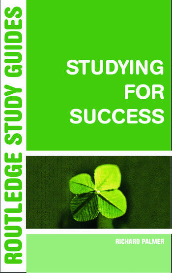 Studying for Success book cover