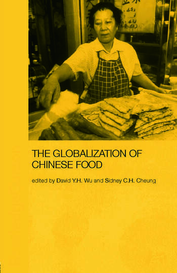 Globalization of Chinese Food book cover
