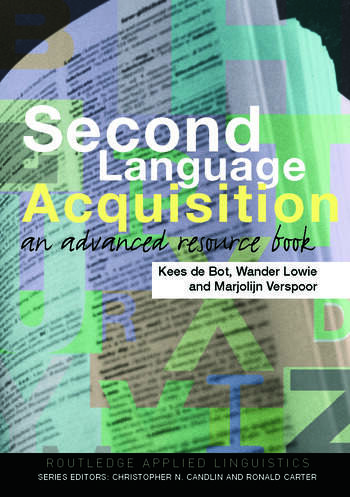 Second Language Acquisition An Advanced Resource Book book cover