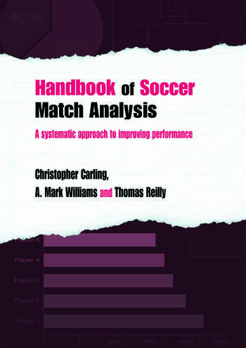 Handbook of Soccer Match Analysis A Systematic Approach to Improving Performance book cover