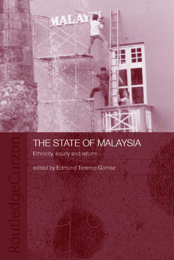 State of Malaysia book cover
