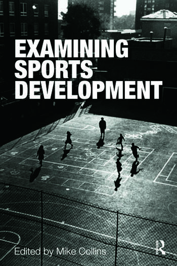 Examining Sports Development book cover