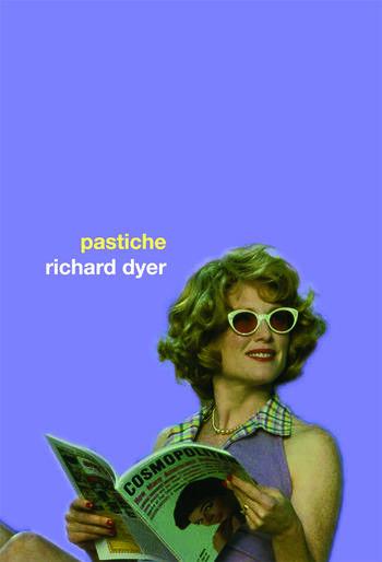 Pastiche book cover