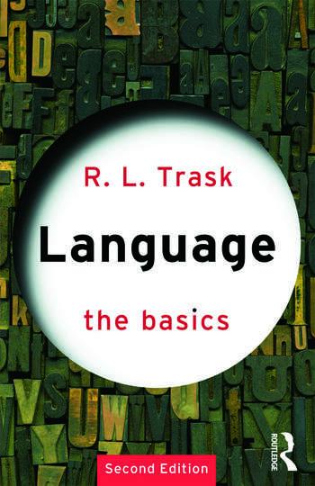 Language: The Basics book cover