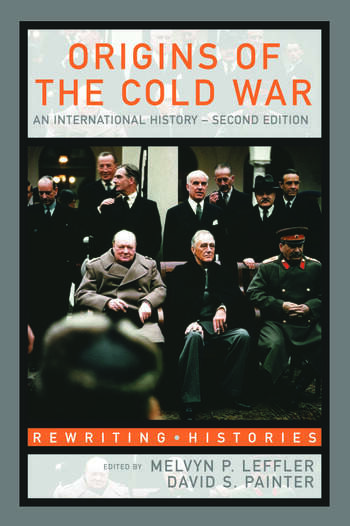 Origins of the Cold War An International History book cover
