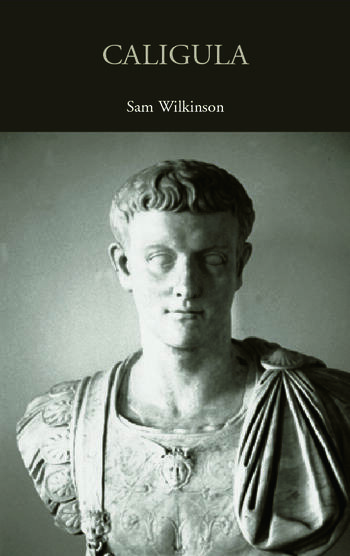 Caligula book cover