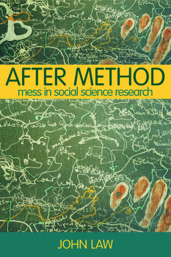 After Method Mess in Social Science Research book cover