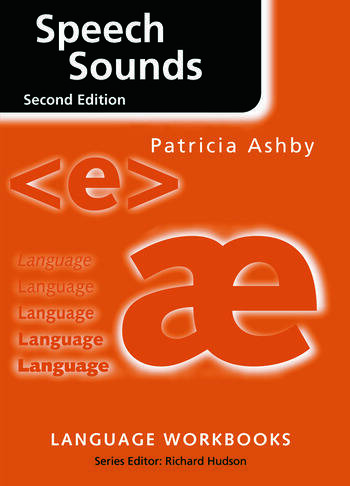 speech sounds