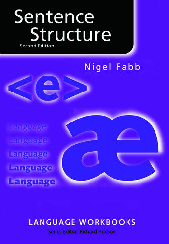 Sentence Structure book cover