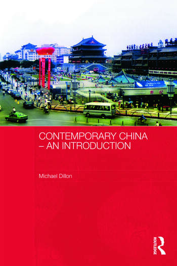 Contemporary China - An Introduction book cover