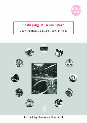 Reshaping Museum Space book cover