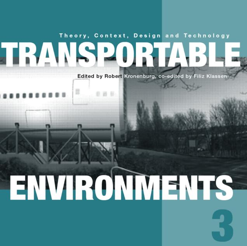 Transportable Environments 3 book cover