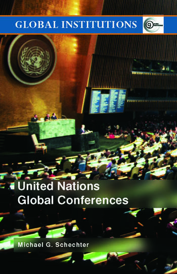 United Nations Global Conferences book cover