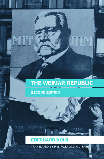 The Weimar Republic book cover