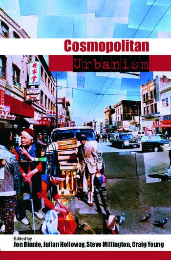 Cosmopolitan Urbanism book cover