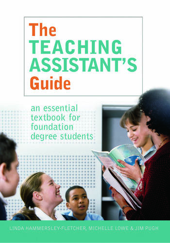 The Teaching Assistant's Guide New perspectives for changing times book cover