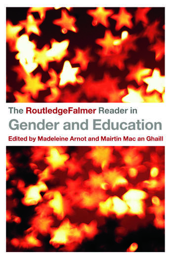 The RoutledgeFalmer Reader in Gender & Education book cover