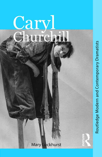 Caryl Churchill book cover