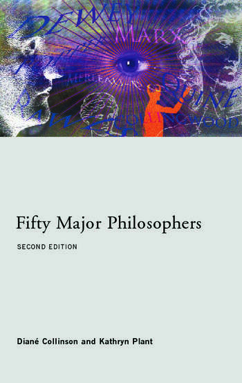 Fifty Major Philosophers book cover