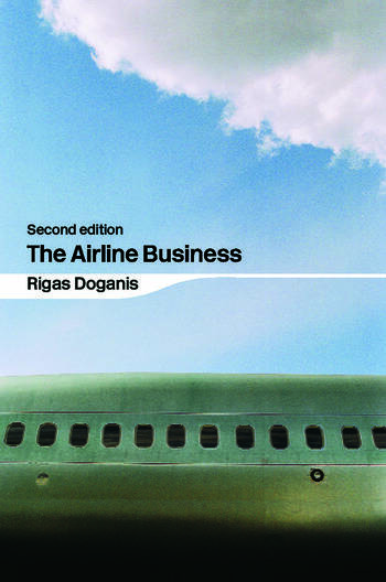 The Airline Business book cover