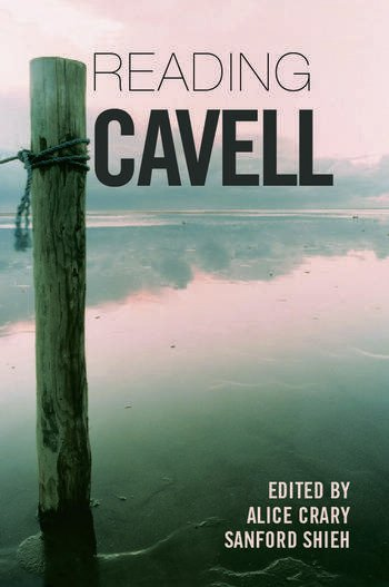 Reading Cavell book cover