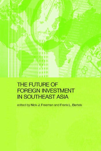Future Foreign Investment SEA book cover