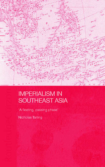 Imperialism in Southeast Asia book cover