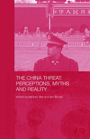 China Threat: Perceptions Myths book cover