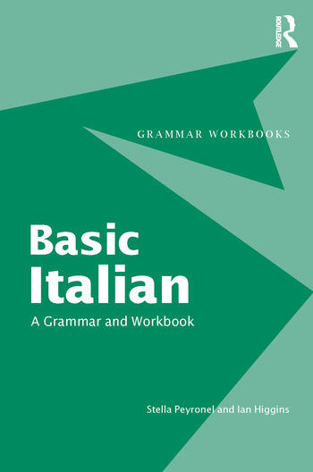 Basic Italian A Grammar and Workbook book cover