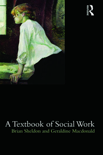 A Textbook of Social Work book cover